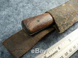 1840 Trapper Trader Skinner Knife Original Hudson's Bay Company HB Trade Knife