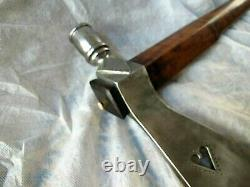 1850's Trade Pipe Tomahawk Native American Indian Antique
