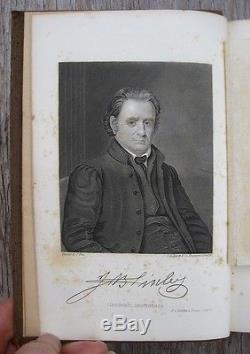 1856 Among Wild Indians Wyandot Huron Indian Sandusky Ohio Frontier Missionary