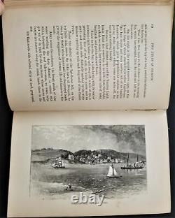 1882 antique OREGON HISTORY native american indians squatters Benj IRVING owned