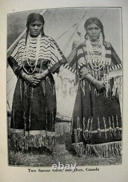 1924 INDIAN LEGENDS LORE Native American Myths History War Custer Antique PHOTOS
