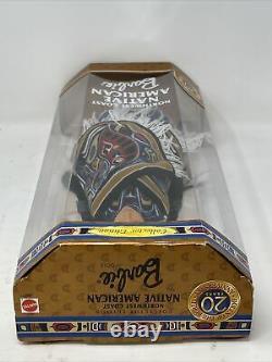 1999 Barbie Northwest Coast Native American Dolls of the World Mattel