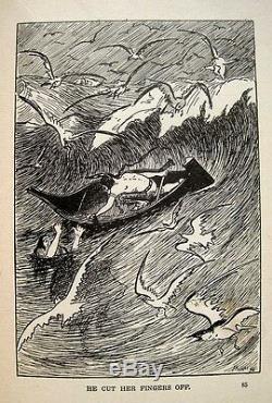 AMERICAN INDIAN Totem Pole Tales 1896 MYTH LEGEND Occult Powwow MAGIC Antique