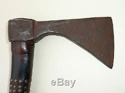 Antique Vintage Native American Indian Axe Tomohawk