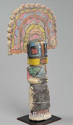 Amazing Hopi Indian Katsina Kachina Doll Native american