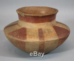 Ancient Authentic Mississippi Native American Pre Columbian Indian Pottery Pot