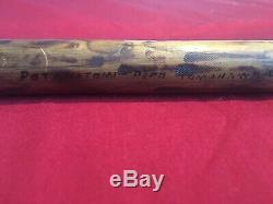 Antique 19th C. Potawatomi Native American Pipe tomahawk