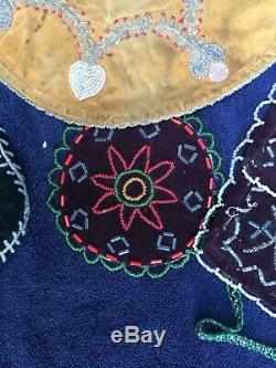 Antique Collection Of Beadwork Canadian Indian Metis