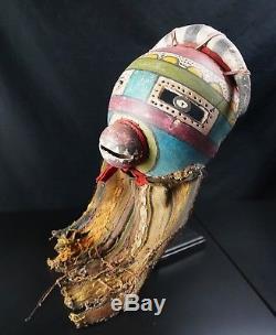 Antique Kachina MASK HOPI Native American Plain Indians