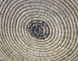 Antique Maidu Native American Indian Basket Very Fine Example