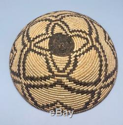 Antique Native American Indian (Western Apache Yavapai) Basket