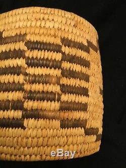 Antique Vintage Native American Indian Pima Papago Basket