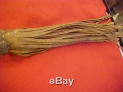 Antique Western/Native American Quirt