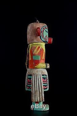 Fine Hopi Bean Kachina Ca 1930's