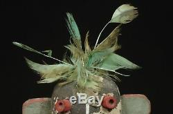 Kachina Hopi doll, 1920-40