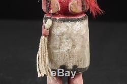 Kachina doll Shalak mana 1920s