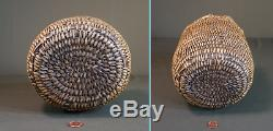 Late 1800 Well Used Native American Northwest Klickitat Cowlitz Berry Basket