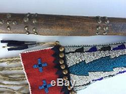 Make An Offer Museum Quality Antique Native American Plains Indian Pipe Tomahawk