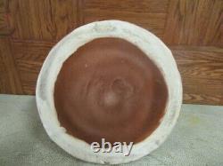 McCoy Pottery Indian Native American 137 Ceramic Brown Cookie Jar Teepee