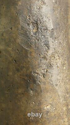 Native American Arkansas Shaman/Priest 4 Stone Death Owl Effigy withPetroglyphs
