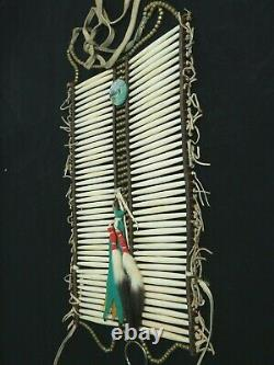 Native American Chest plate Sioux Lakota Vintage