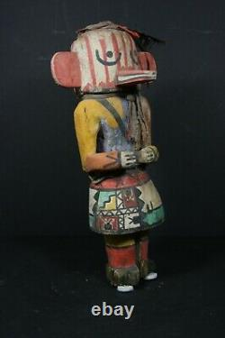 Native American HOPI Old Style Carved Traditional Kachina Doll