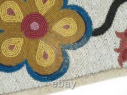 Native American Indian. Ojibwe beaded band. Provenance. C1890