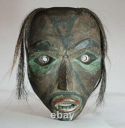 Native american West Coast Haida Mask