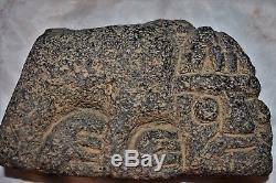 Orig $399. Pre Columbian Stone Anthro Figures 8 Prov