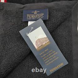 Pendleton Set of 4 Oversized Beach Spa Bath Sheet Towel Native American 40x70