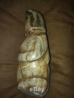 Southwestern Zuni God Power Fetish Figure. Circa 19th century