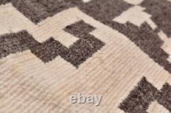Vintage native american textile weaving Navajo indian rug 32 x 21 antique